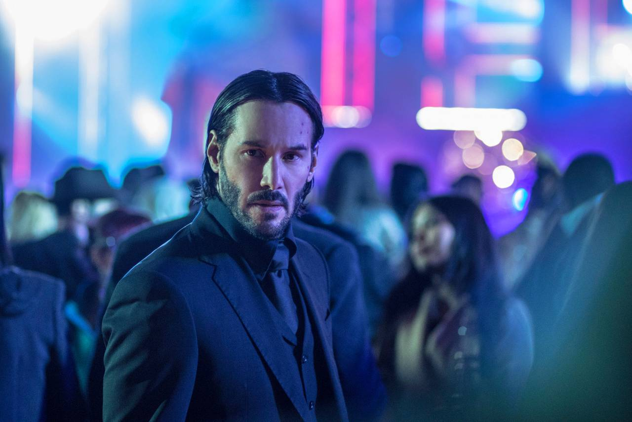 Keanu Reeves Has A New Canine Companion In Latest John Wick: Chapter Two Pics