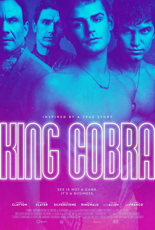 Surprisingly SFW Trailer For King Cobra Features James Franco And Molly Ringwald
