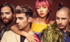 "Listen To DNCE's New Single ""Body Moves"""