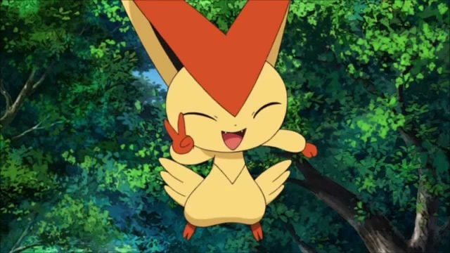 Mythical Pokemon Victini Is The Latest Freebie Available For Your 3DS Games