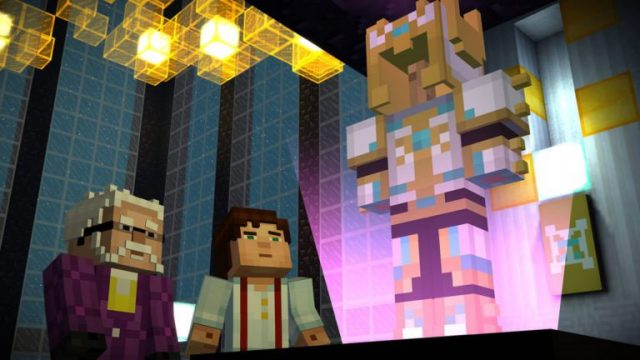 Minecraft: Story Mode Episode 8 - A Journey's End? Review