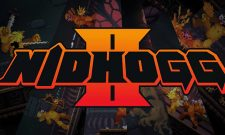 Nidhogg 2 Announced For 2017 Release, Features New Gameplay Elements And Visual Style