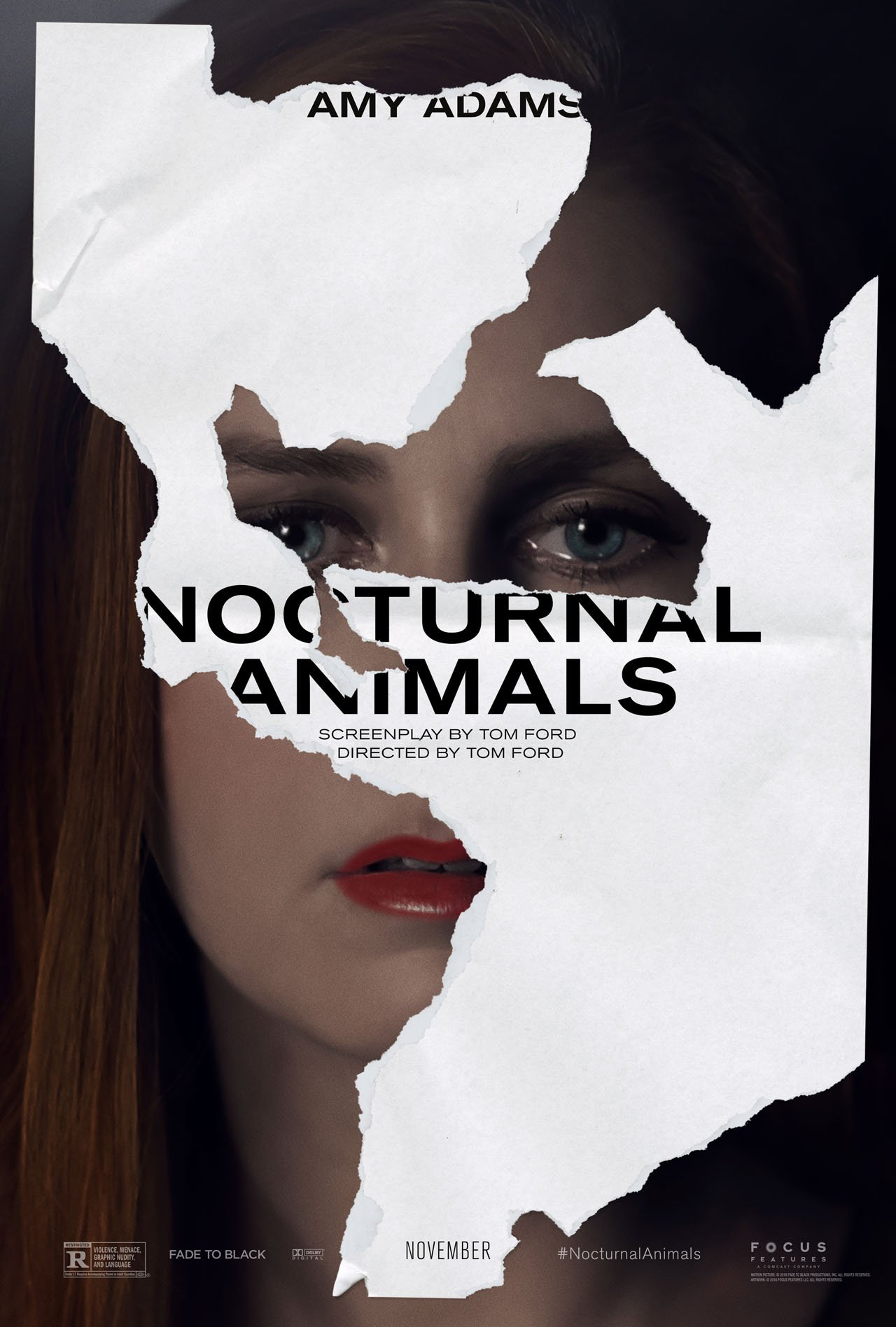 Stark Teaser Trailer For Nocturnal Animals Emerges From The Night