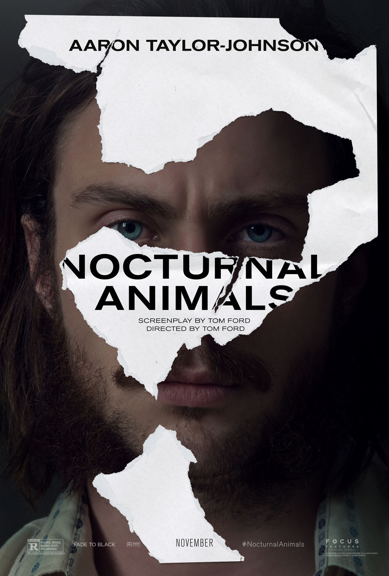 Tom Ford's Nocturnal Animals Take Center Stage In Thrilling Teaser
