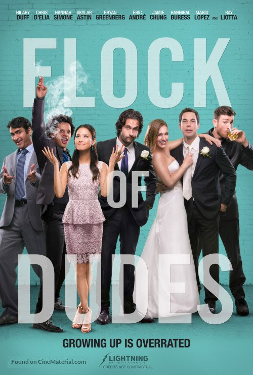 Flock Of Dudes Review