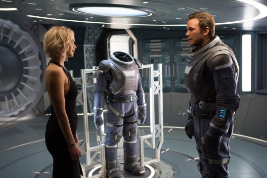 5 Things You Probably Didn't Know About Passengers