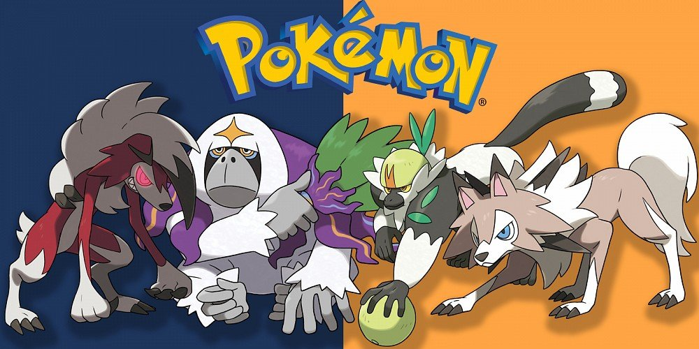new version exclusive pokemon revealed for pokemon sun and moon