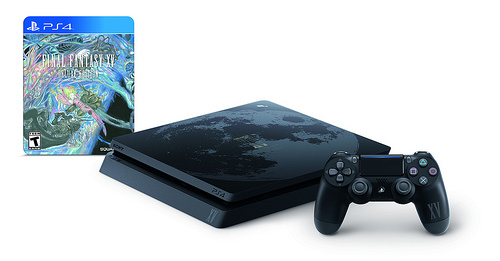 Limited Edition Final Fantasy XV PS4 Slim Bundle Launching November 29