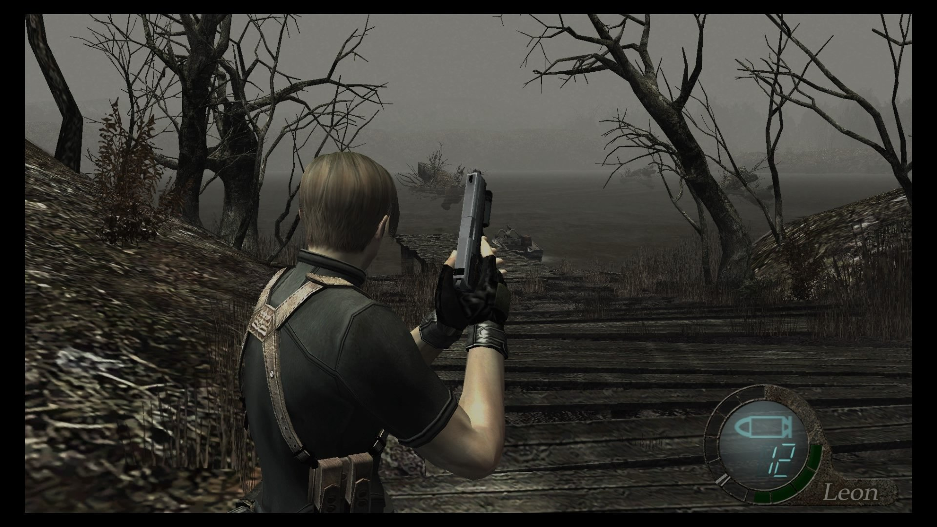 Resident Evil 4 Review (Nintendo Switch) - Over Here
