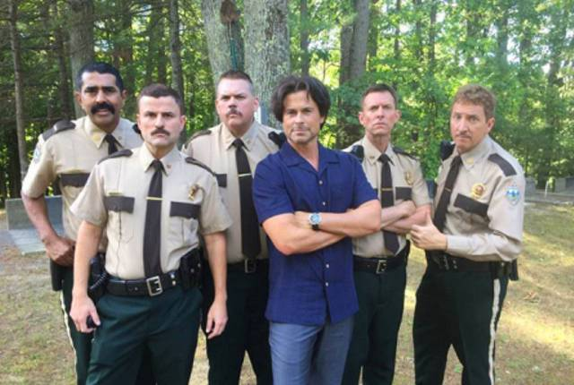 Comedy Sequel Super Troopers 2 Recruits Rob Lowe