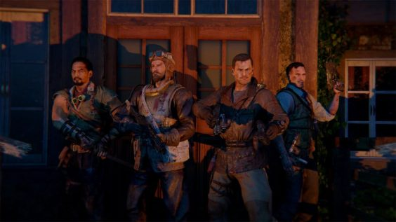 Call Of Duty: Black Ops III Salvation DLC Hands-On Preview
