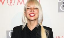 "Sia Releases New Song ""Never Give Up"""