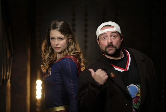 Kevin Smith Returns To Direct His Third Episode Of Supergirl