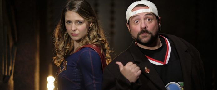 Extended Promo For Next Week's Episode Of Supergirl Directed By Kevin Smith Arrives