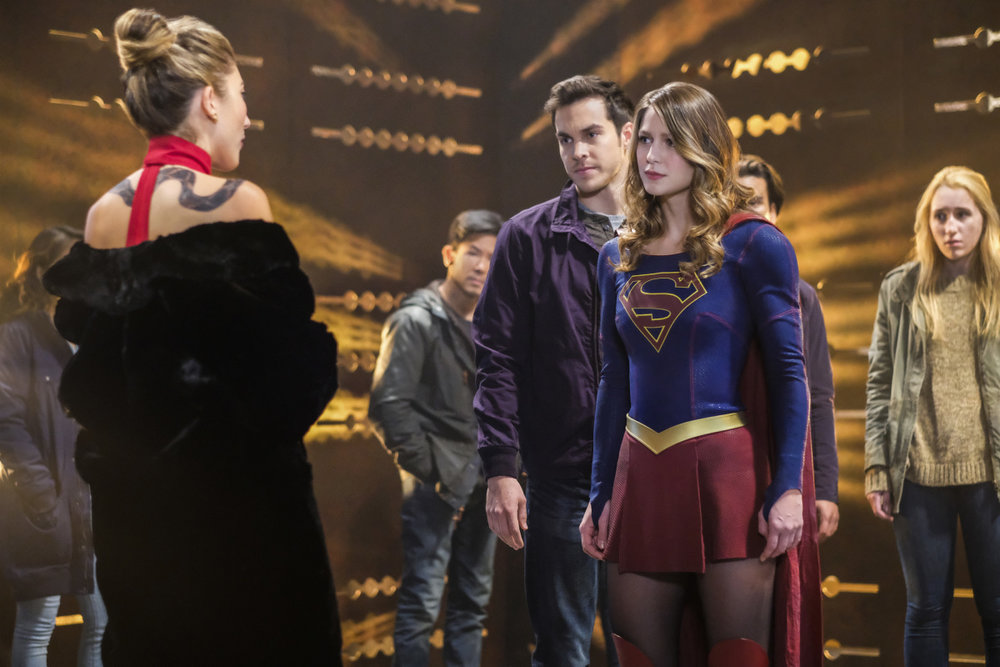 New Supergirl Trailer Offers Much Excitement, Mentions Gotham