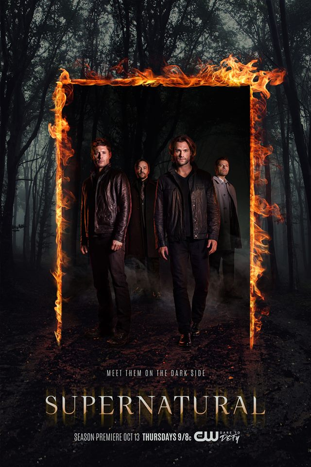 New Supernatural Poster May Hint At Season 12's Direction