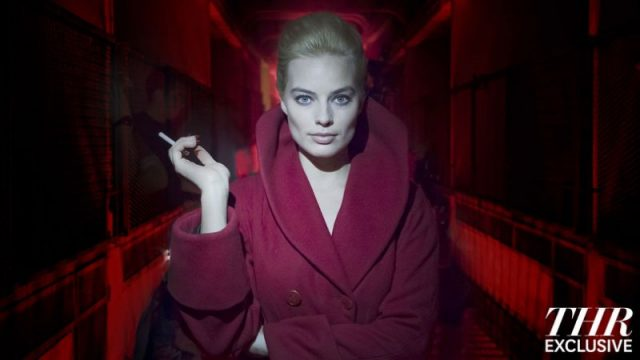 Margot Robbie Smolders In First Look At Vaughn Stein's Noir Pic Terminal