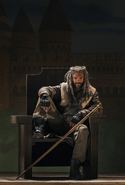 Bow Before King Ezekiel In New Promo And Poster For The Walking Dead Season 7