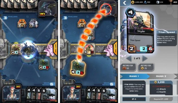 Titanfall: Frontline is the Titanfall Card Game You Didn't Know You Wanted