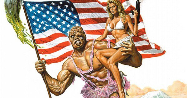 The Toxic Avenger Remake In The Works From Sausage Party Co-Director