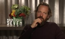 Exclusive Video Interview: Peter Sarsgaard Talks The Magnificent Seven