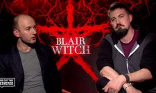 Exclusive Video Interview: Adam Wingard And Simon Barrett Talk Blair Witch
