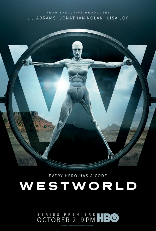 Westworld's Key Art Comes From The Future