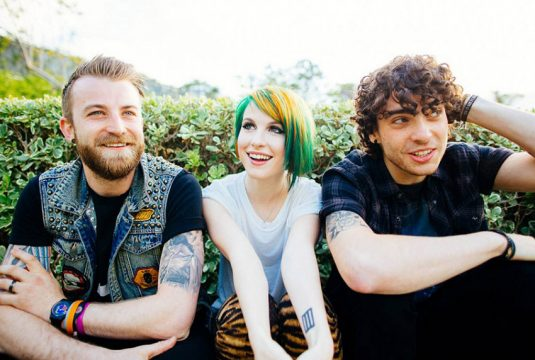 Paramore Almost Done With New Album
