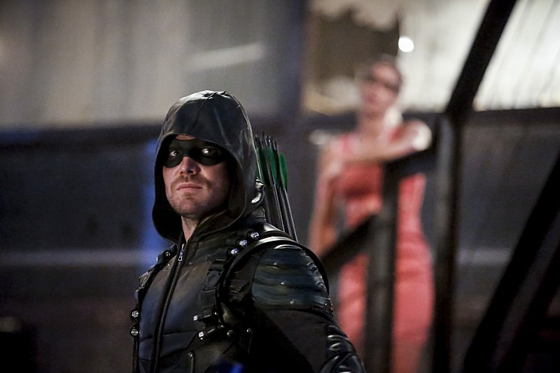 Oliver Queen Assembles His New Team In Arrow Season 5, Episode 2 Stills