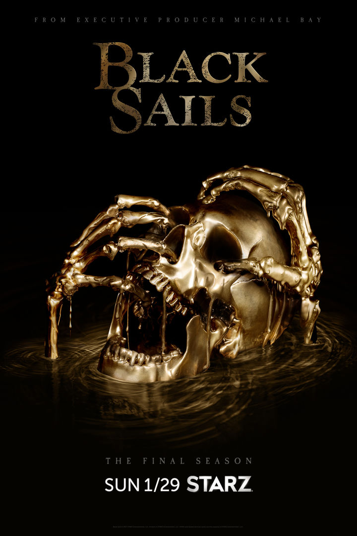 Witness The Beginning Of The End With New Black Sails Season 4 Trailer