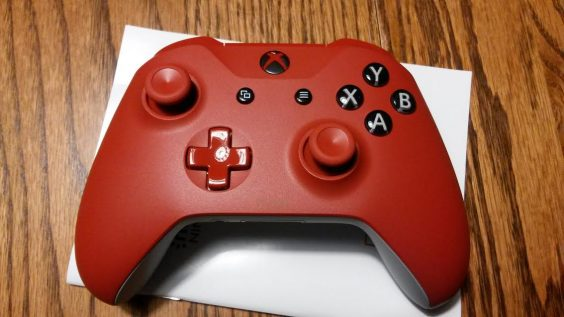 Xbox One Design Labs Custom Controller Impressions