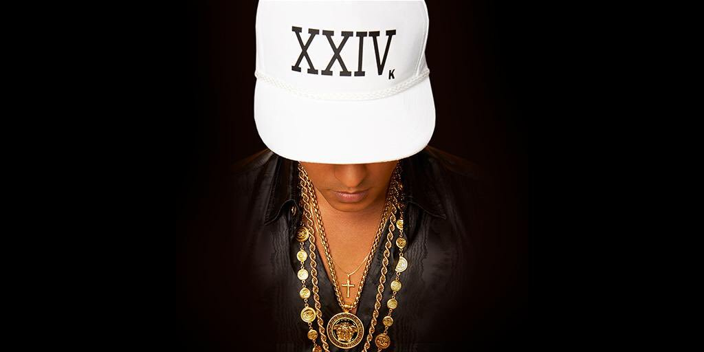"New Bruno Mars Single ""24K Magic"" Out Friday"