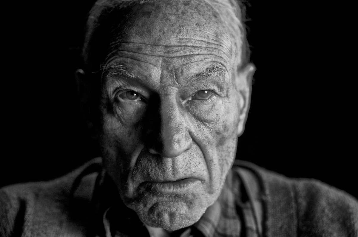 James Mangold Reveals First Look At Professor X In Logan