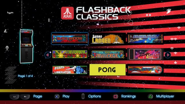 Atari Flashback Classics Volume 1 Review