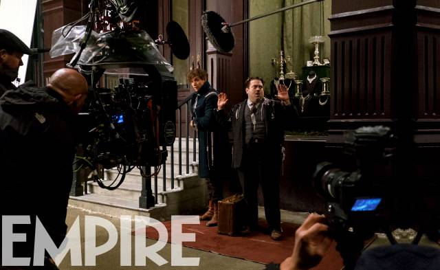 "Fantastic Beasts And Where To Find Them Unveils Two New Stills, Film Takes Place In A ""Much More Grown-Up World"""