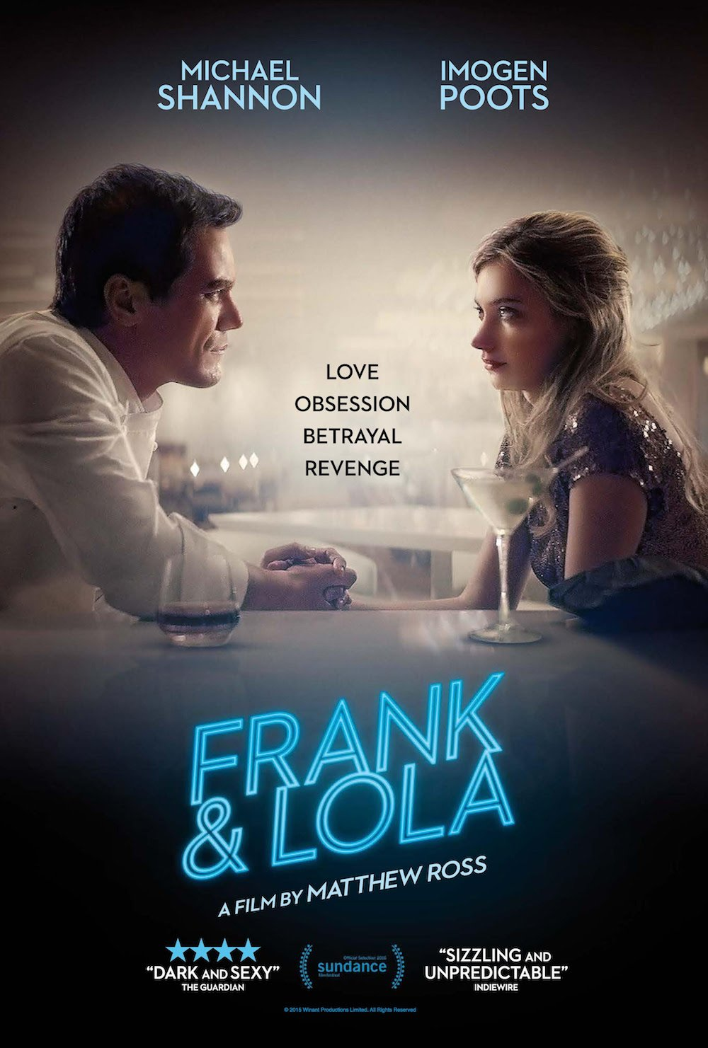 Love, Obsession And Revenge Combine In Tense First Trailer For Frank & Lola