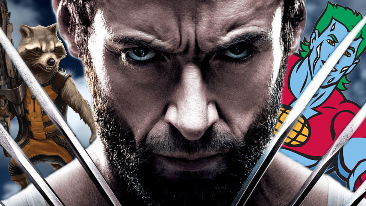 Geek Out: First Logan Trailer, Nintendo Reveals The Switch, Deadpool 2 Casting And More