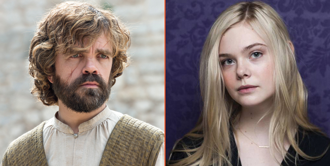 I Think We're Alone Now: Peter Dinklage And Elle Fanning Board Apocalyptic Flick