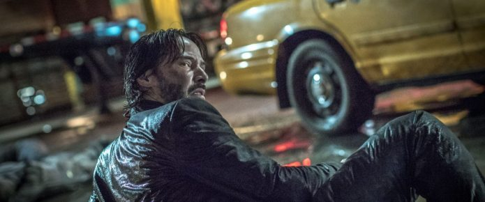 Keanu Reeves Strikes A Pose In New John Wick: Chapter 2 Photos