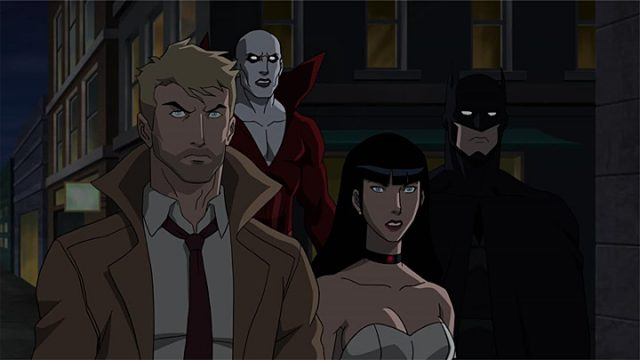 Justice League Dark NYCC Panel Hints At Future Of DC Animated Films