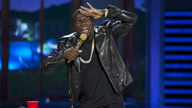 Kevin Hart in What Now?