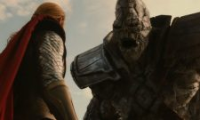 It Looks Like Korg Will Square Off With The God Of Thunder In Thor: Ragnarok