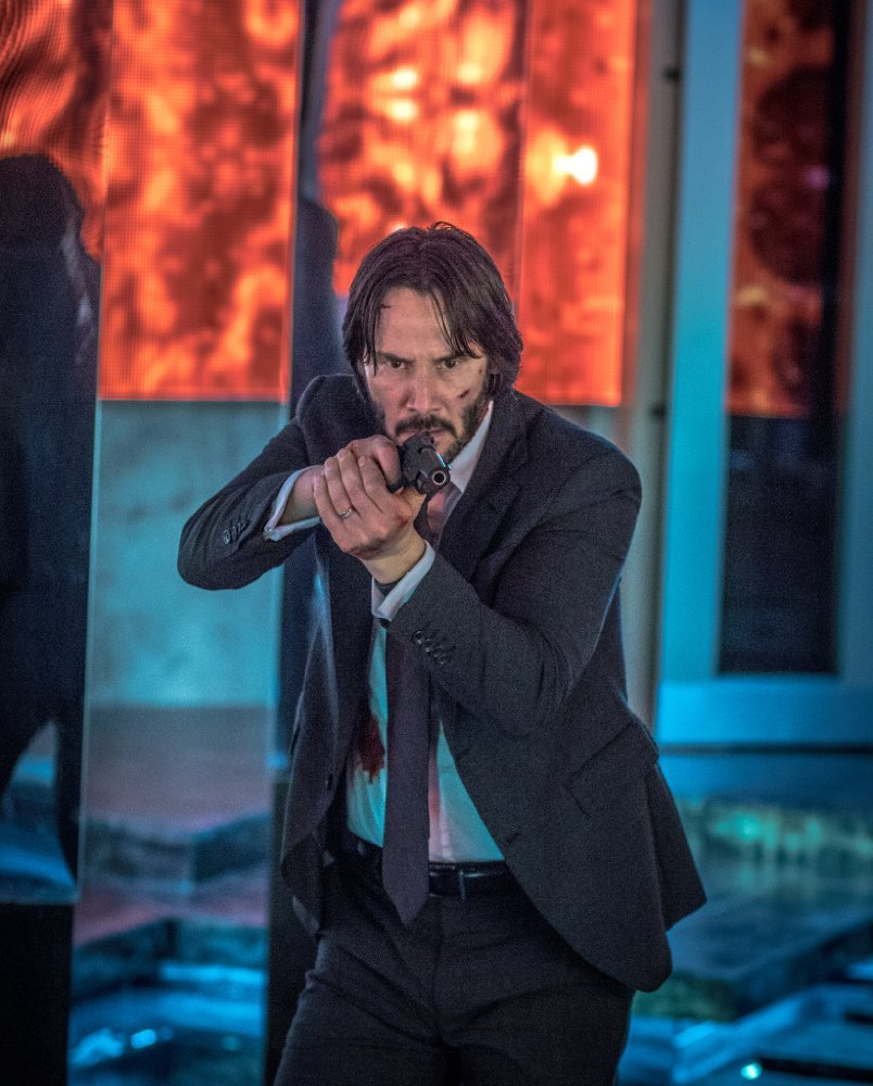 Report Suggests Samuel L. Jackson Is Lobbying For A Role In John Wick: Chapter 3