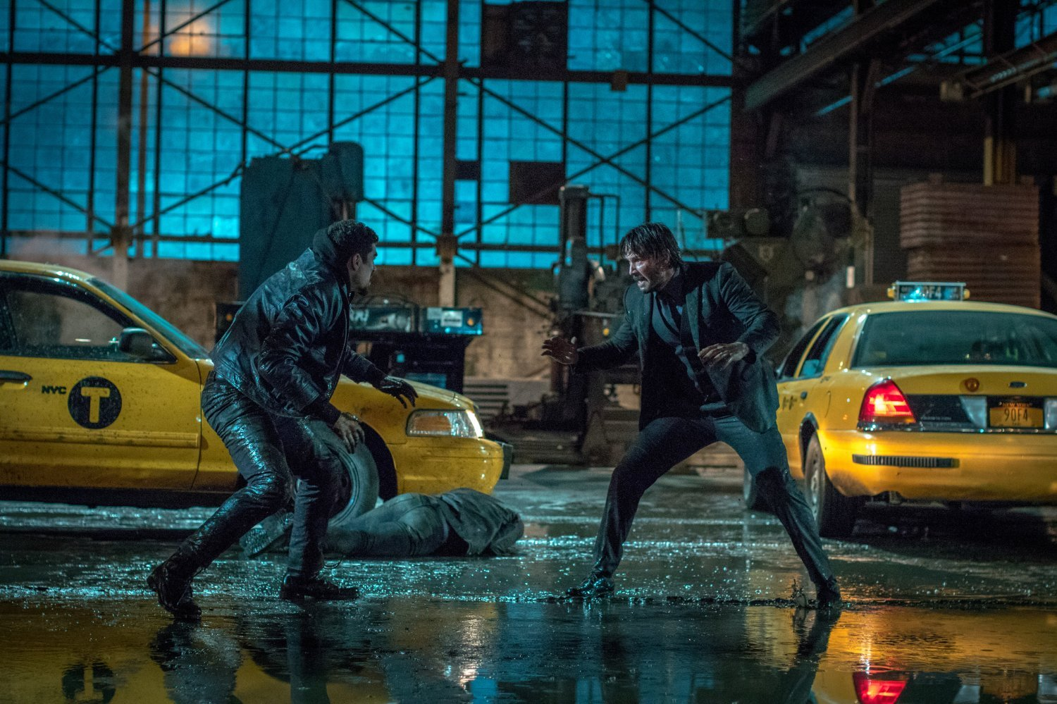 Keanu Reeves And Chad Stahelski Weigh In On The Possibilities Of John Wick: Chapter 3