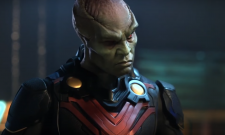Martian Manhunter Meets Miss Martian In New Clip From Tomorrow's Supergirl