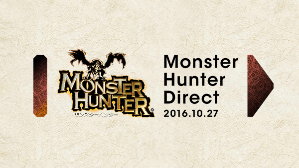 Nintendo's Holding A Monster Hunter-Focused Direct Presentation Later This Week