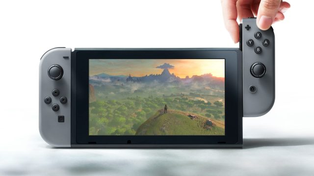 Report: Nintendo Ramping Up Switch Production To Meet Demand