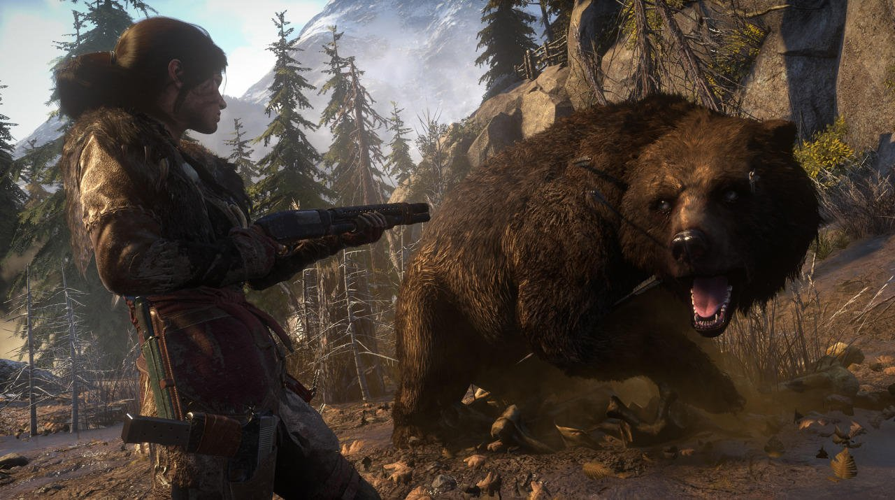 Rise Of The Tomb Raider PS4 Launch Trailer Rings In 20 Years Of Lara Croft