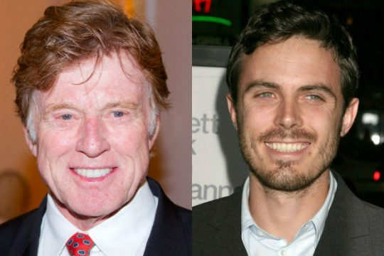 Casey Affleck And Robert Redford Unite For The Old Man And The Gun