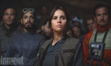 A Battle-Ready Jyn Erso Spearheads The Rebellion In New Pic For Rogue One: A Star Wars Story